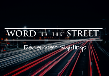 Word on the Street: December 2018