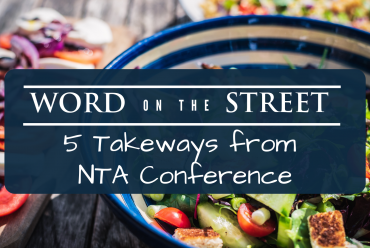 Word on the Street: 5 Takeaways from the NTA Conference